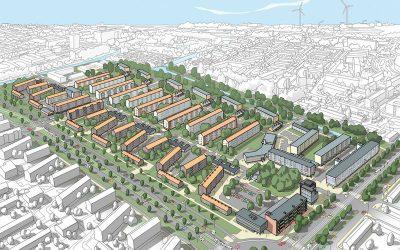 Rochdale start met renovatieproject Van Deysselbuurt